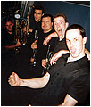 The Horns at 2002 Party of the Year!